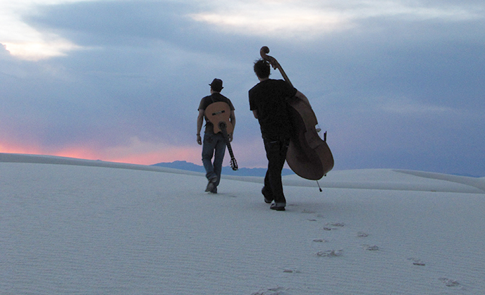 Full Moon Night Programs include performances on the dunes. (Photo: NPS)