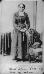 Harriet Tubman (A Library of Congress image)